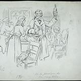 « De la Jamaïque du bon vieux temps ». Illustration pour Un Murillo, conte de Louis Fréchette