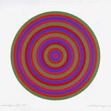 Accélérateur chromatique 1967, de l'album «Claude Tousignant»