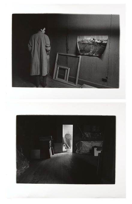 Portrait de l'artiste I et II