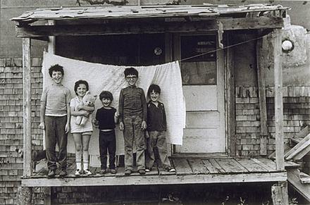 Enfants Matteau, de la série «Disraeli, une expérience humaine en photographie»