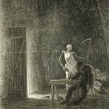 Le Buveur et la Mort