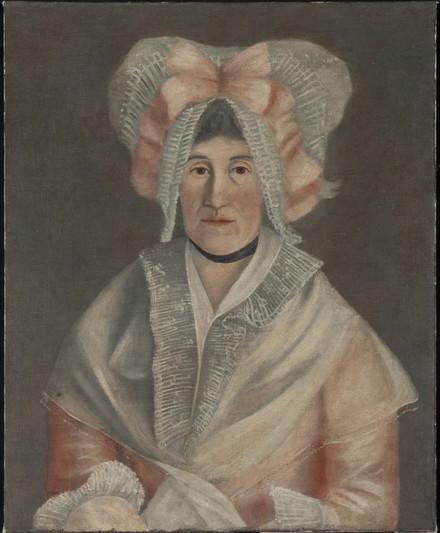 Madame François Ranvoyzé, née Marie-Vénérande Pellerin