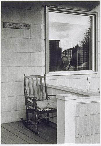 Cléophat Grenier, de la série «Disraeli, une expérience humaine en photographie»