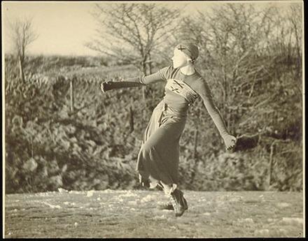 « Danse dans la neige »
