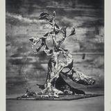 « Coquille évoluée des mers brûlantes » de Marcel Barbeau, de la maquette du manifeste « Refus global »