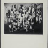 « Cimetière glorieux » de Paul-Émile Borduas, de la maquette du manifeste « Refus global »