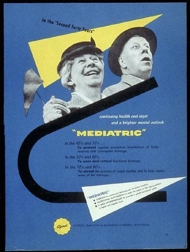 Annonce publicitaire « Mediatric »