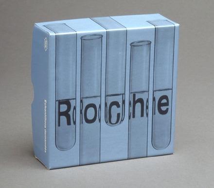 Boîte à échantillon médical « Roche »