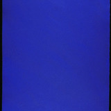 Monochrome bleu, II