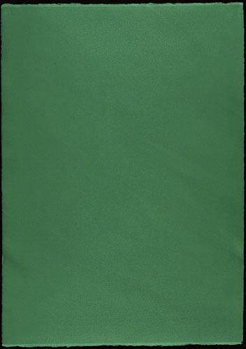 Monochrome vert brillant