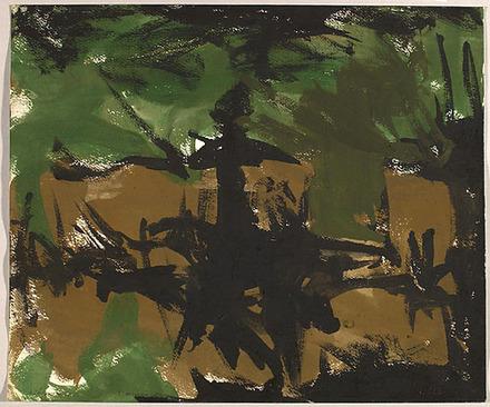 L'Ombre verte