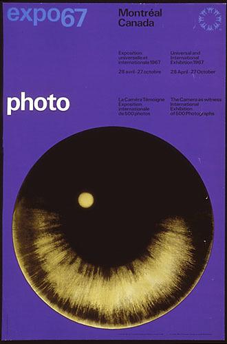 Affiche « Expo 67. Photo »