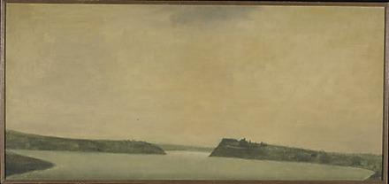 Vue de Québec