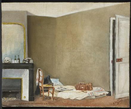 Ma chambre à Paris