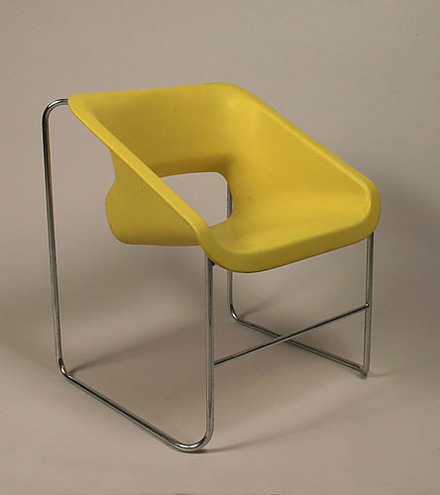 Chaise « Lotus »
