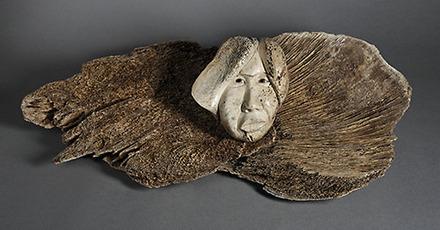 Femme d'Alaska