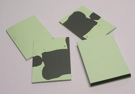 Catalogue d'exposition « Pascal Grandmaison »