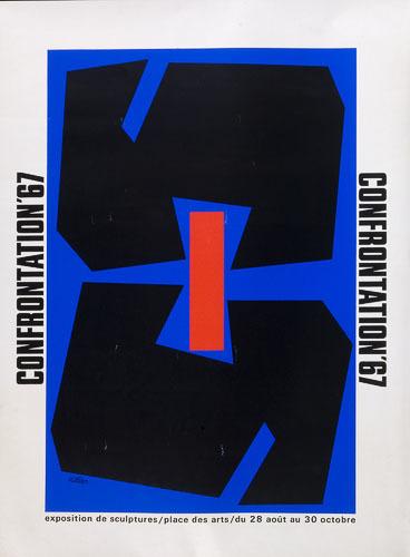 Affiche « Confrontation '67 »