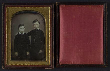 Eugène et Théophile-Adolphe Hamel