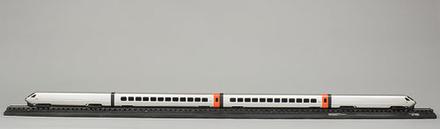 Maquette du train « LRC »