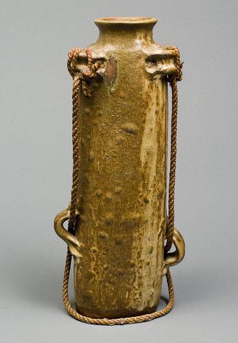 Grand Vase asymétrique