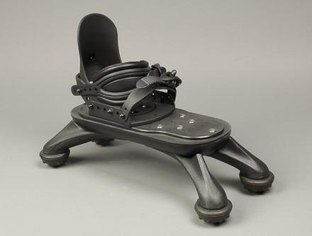 Système de protection du pied contre les mines antipersonnel « Spider Boot »