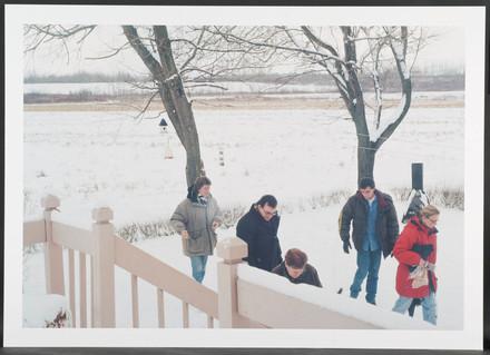 Famille, de la série Dix Images seules