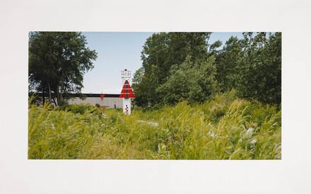 Lac Ontario, Toronto, Ontario, de la série Paysages étalonnés