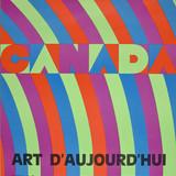 Affiche de l'exposition « Canada, Art d'aujourd'hui », Musée d'art moderne de la ville de Paris
