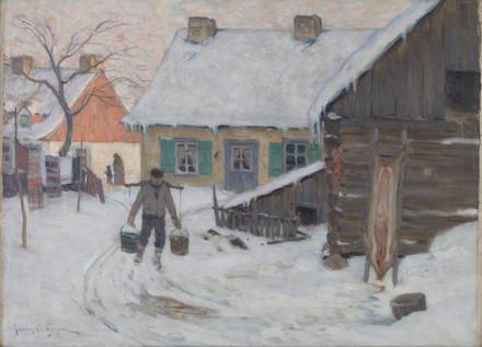 Boucherie d'hiver