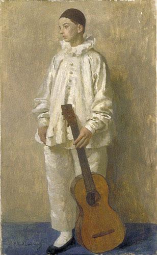 Jeune Pierrot
