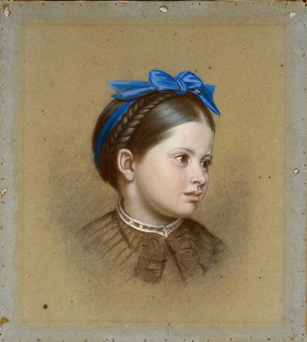 Augustine Bourassa, fille de l'artiste