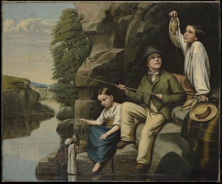 Les Petits Pêcheurs