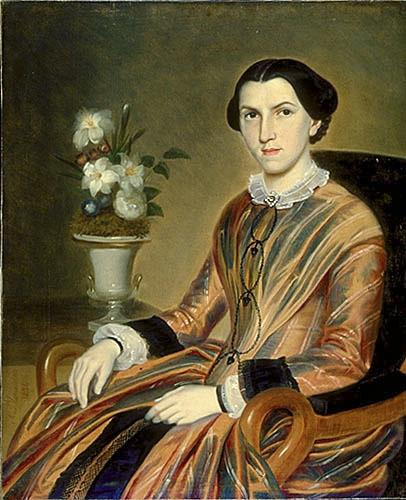 Mademoiselle Joséphine Guillet dit Tourangeau