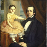 Cyrice Têtu et sa fille Caroline