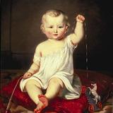 Ernest Hamel, neveu de l'artiste