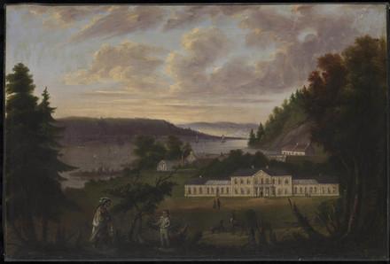 Le Manoir Caldwell et les moulins de l'Etchemin