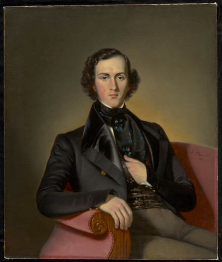 Joseph Guillet, dit Tourangeau, fils
