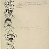 « Les Rustauds de Trois-Rivières ». Illustration pour Les Lutins, conte de Louis Fréchette