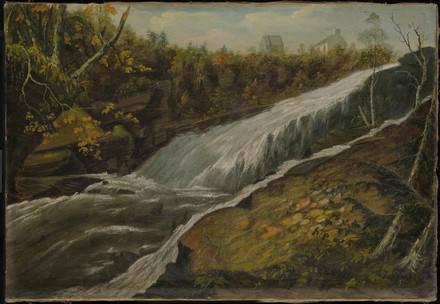 Les Cascades de la rivière Saint-Charles à La Jeune-Lorette
