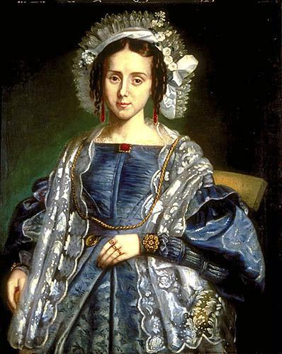 Madame Joseph Laurin, née Marie-Louise Dalaire