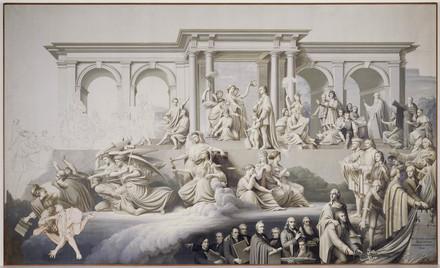 L'Apothéose de Christophe Colomb