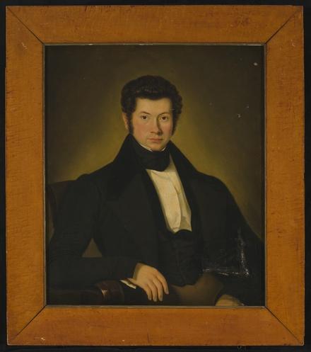 Abraham Hamel, frère de l'artiste