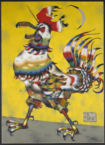 Coq licorne