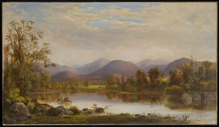 Le Lac Saint-Charles