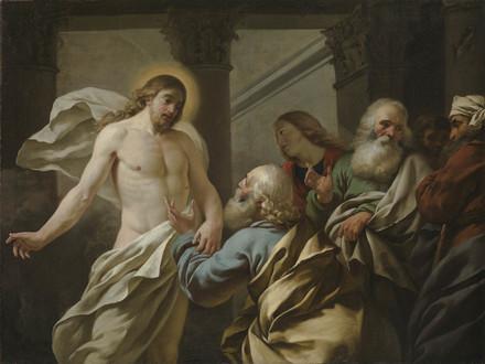 L'Incrédulité de saint Thomas