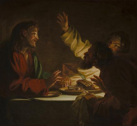 Le Repas d'Emmaüs