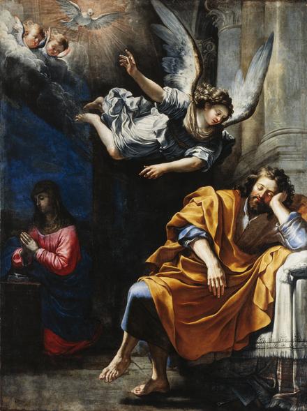 Le Songe de saint Joseph
