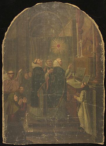 La Messe de saint Martin
