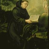 La Vision de saint Antoine de Padoue